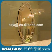 Fashion Design Wall-mounted Round Shape Venetian Mirror