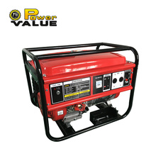 Alternator 220v 5kw Single Phase Generator Electric Start