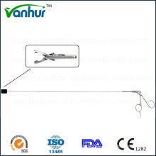Hystéroscopie / Uteroscope Set Pince à attraper en boucle rigide