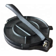 8Inch Pre-Seasoned - Cast Iron Tortilla Press
