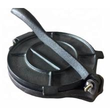 Pre-condimentado de 8 pulgadas - Prensa de tortilla de hierro fundido