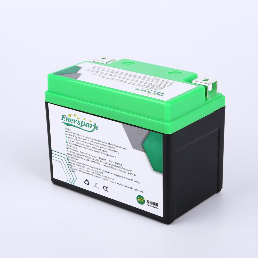12v Lithium Motorcycle Starting Battery