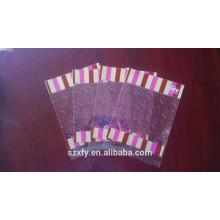 Personalizado impresso embalagem plástica saco saco embalagem saco