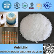 10 years experience manufacture directly supply ethyl vanillin in food additives food processing