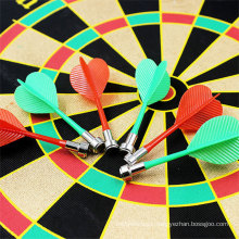 12/15/17 Inches Safety Dart Game Board Toy Surround Magnetic Dart Board Target