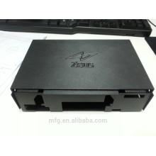 Kundenspezifische Präzisions-Blechboxen Elektronik / Elektronik Geräte Gehäuse Blech Elektrische Box Schrank