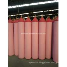 40L Red Oxygen Gas Cylinder (QF-2C )