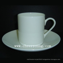 Bone China Esprssso Cup and Saucer (CY-B541)