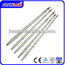 JOAN 20ml Glass Graduated Pipette Price for Laboratory Glassware