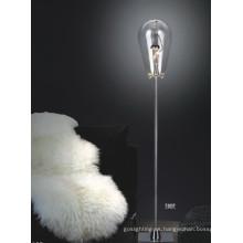 De Buena Calidad Lámparas de cristal del soporte del piso de cristal (703F)
