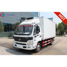 2019 Novo Caminhão de Transporte de Refrigeração de Leite FOTON 18m³