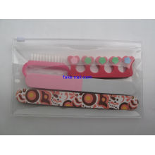 Different Color Personal Care Fake Nails Kit Can Print Your Logo