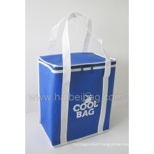 Eco Ice Cool Bag, Insulated Cooling Bag, Picnic Lunch Cooler Bag (HBCOO-12)