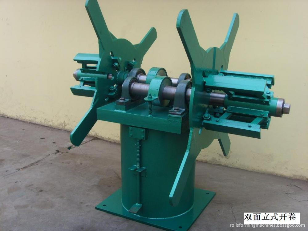 double head decoiler 12