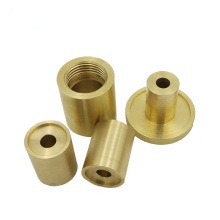 High quality DIN manufacturer custom cnc turned brass bushing