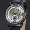business men watch with skeleton design dial wholesale winner watch