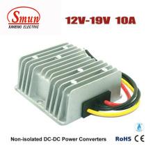 DC преобразователь постоянного тока 12В в 19В 10А блок питания ноутбука