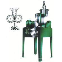 Granulador de la prensa del rollo del método seco de la serie de GZL 2017, proceso de granulación del espray superior de las SS, amoladora de grano eléctrica horizontal