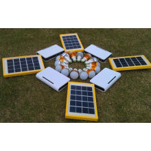 Système de charge de chargeur USB de batterie solaire