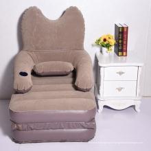 Taille personnalisée du canapé-lit gonflable pliant
