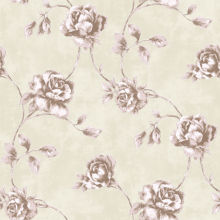Hot Italian Rose Vinly Pvc Romantische Wallpaper Neue Designer Wallpaper (WX221)
