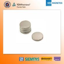 Aimant en néodyme D20 * 3mm N42