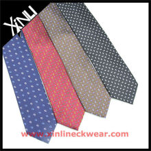 Italian Small Paisley Luxurious Fashion Ties, Men Silk Tie