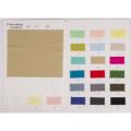 Tissu à carreaux 100% coton 100% coton à haute densité Tencel Texture Washer-Wrinkle