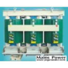 Transformador de alto voltaje seco de la distribución del transformador de 800kVA 10kv