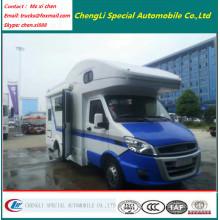4X2 Touring Truck Travelling Truck Car Caravan