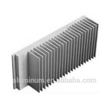 Profil du radiateur en aluminium