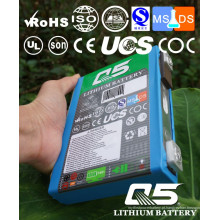 3.7V40Ah Baterias de lítio industriais Lithium LiFePO4 Li (NiCoMn) O2 Polymer Lithium-Ion Rechargeable