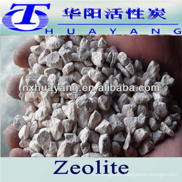Adoucisseur d'eau zéolitique granulaire et en poudre