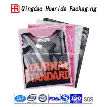 Sacos de empacotamento do armazenamento Sealable plástico da roupa