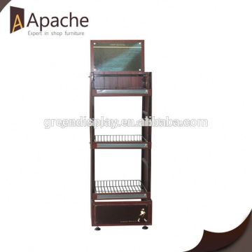 Sample available shop clock display stand