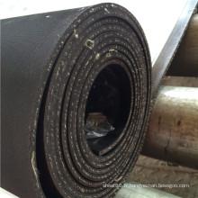1 feuille de caoutchouc d'insertion de coton de pli en rouleaux