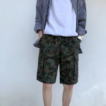 Мужские камуфляжные пляжные шорты