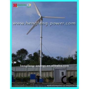 50KW vento turbina gerador ímã permanente movimentação direta, sistema de gerador de vento de 50kw