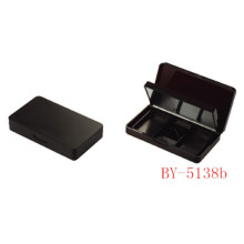 Matte Black 3 Màu Eyeshadow Case