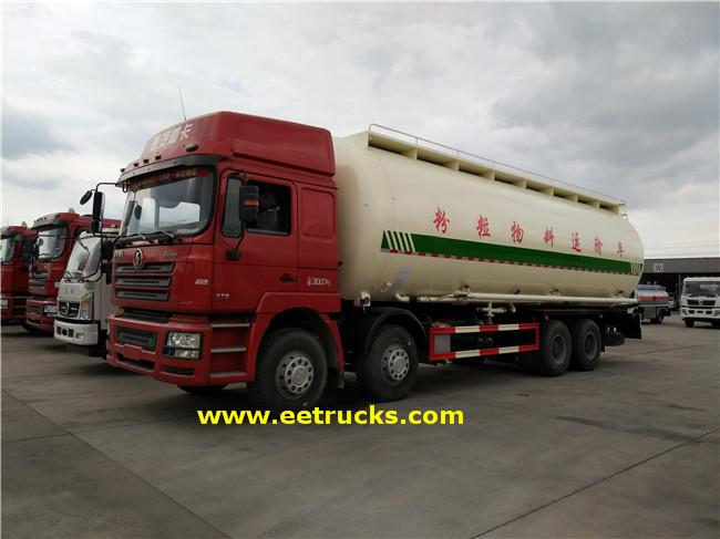40 CBM Bulk Flour Tankers