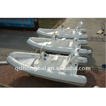 rib520A ce fiberglass rigid boat with motor 70hp