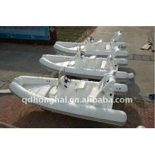 barco rígida de rib520A ce de fibra de vidro com motor 70hp