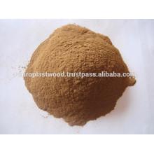 Mejor precio 60-120 mezcla de malla polvo de madera para la industria WPC, haciendo AGARBATT, PAPEL