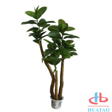 Factory Direct Artificial Potted Plants In Round Pot