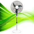 "18""Chinese fan, pedestal fan, national fan"