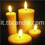 beeswax candle 100