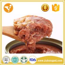 Pet Food Tipo Nutrición Wet Pet Food Privado Etiqueta Dog Treats