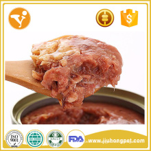 China pet food manufacture high quality canned cat food for sale