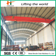 Electric Single Girder Overhead Bridge Cranes with Electric Wire Rope Hoist