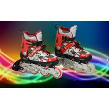 Red Carton Children Inline Skate